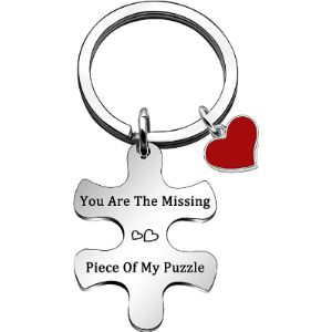 Facyonsde Jigsaw Keyrings