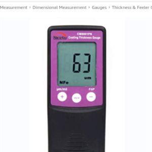 Alician Repair Measuring Instrument
