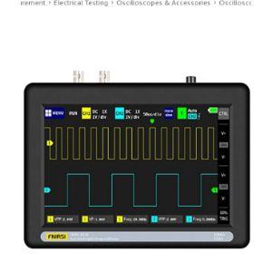Aiteme Sampling Rate Digital Oscilloscope