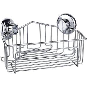 Visit The Js Store Suction Cup Bathroom Shelf