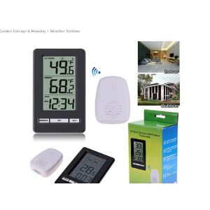 Maicola Outdoor Digital Thermometer Wireless