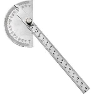 A Steel Angle Ruler