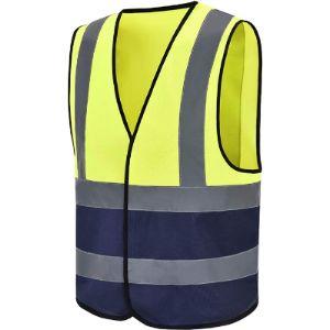 Visit The Aykrm Store Neon Yellow Orange Purple Pinke Blue Nevy Red High Viz Safety Workwear Waistcoat Vest