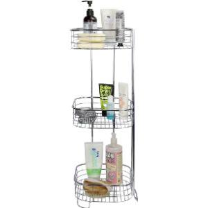 Visit The Maison White Store Corner Shelf Basket