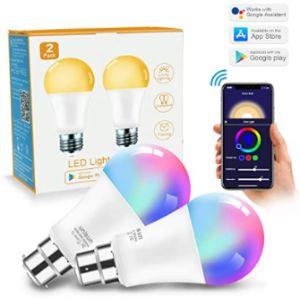 Unisun Google Home Light Bulb