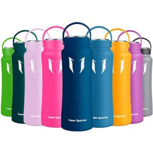 Super Sparrow Good Insulated Water Bottle