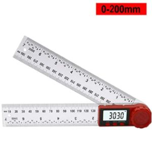 Willkey Digital Angle Ruler