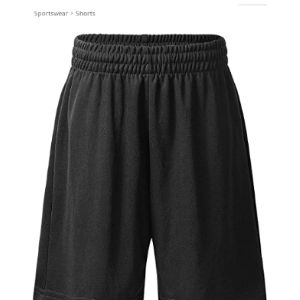 Chictry Workout Boy Short
