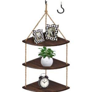 Cdjx Corner Shelf Hanging