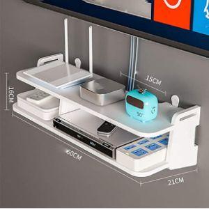 Hjj Electronics Corner Shelf