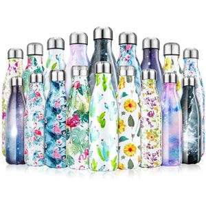 Lalafancy Plastic Insulated Water Bottle