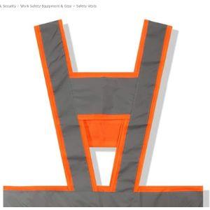 Dbtxwd Traffic Control Safety Vest