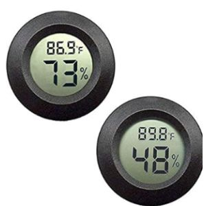 Zhiting Outdoor Thermometer Humidity Gauge