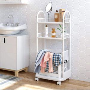 Homfa Bathroom Utility Shelf