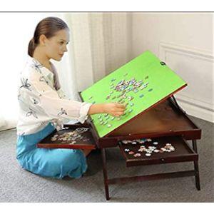 Aca Jigsaw Puzzle Table