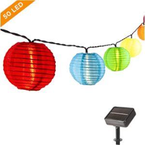Zhongxin Warm White Led Lantern