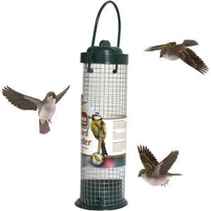 Jifncr Hanger Window Bird Feeder