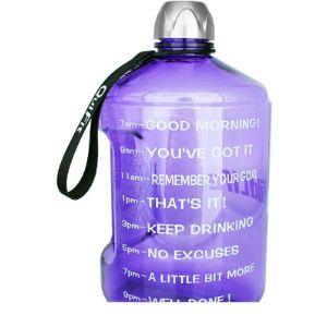 Buildlife Time Drink Bottle
