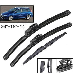 Replacement Guide Wiper Blade
