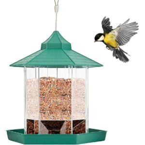 Petyoung Gazebo Style Bird Feeder