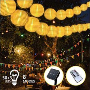 Fochea Led Lantern String