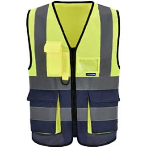 Visit The Aykrm Store Security High Visibility Vest