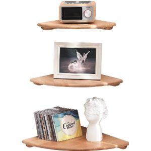 Ibuyke Kitchen Cabinet Corner Shelf