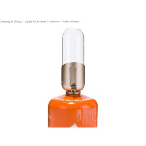 Naduew Camping Candle Lamp