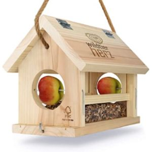 Wildtier Herz Large Bird Feeding Station