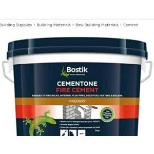 Bostik Application Fire Cement