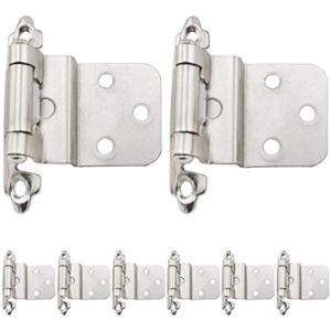 Kirmax Flush Mount Door Hinge