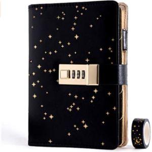 Cagie Combination Lock Journal