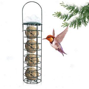Dyna-Living Make Fat Ball Bird Feeder