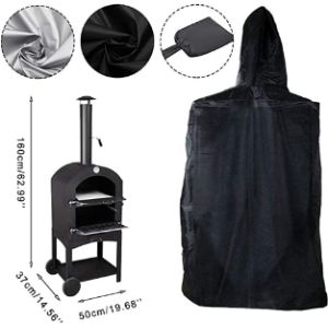 Hellycuche Cover Wood Fired Pizza Oven