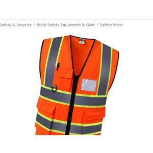 Sdenshi Engineer Safety Vest