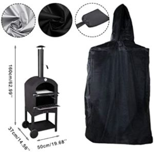Millster Smoker Outdoor Pizza Oven