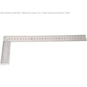 Neufday Aluminum Straight Edge Ruler