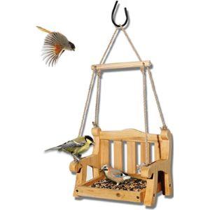 Ihomyipet Recycled Material Bird Feeder