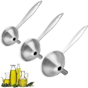 Karaa Stainless Steel Flask Funnel