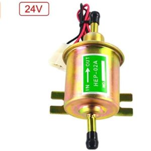 Hongyan Electric Fuel Pumps Inline With Mechanical