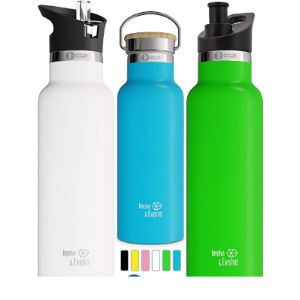 Involve & Evolve Double Insulated Stainless Steel Water Bottle