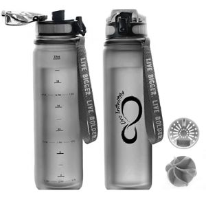 Live Infinitely Insulated Fruit Infused Water Bottle