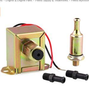 Garneck Electric Fuel Pump With Carburetor
