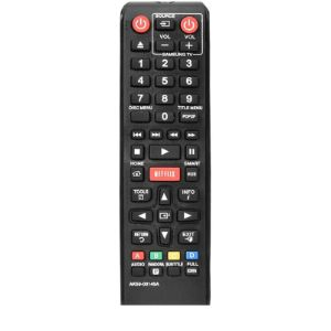 T Angxi Dvd Player Universal Remote Control