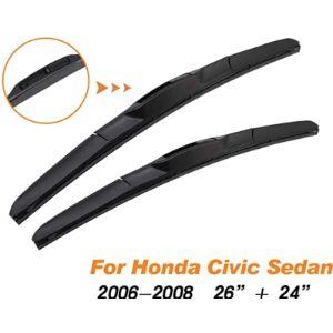 Lyshui Honda Civic 2008 Wiper Blade