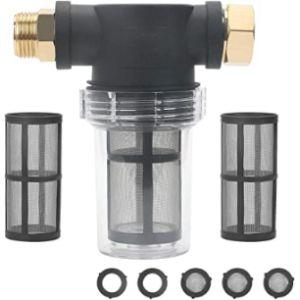 Syun Garden Hose Inlet Filter