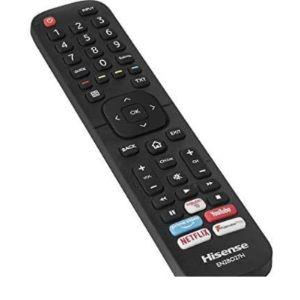 Tv Remote Control Hisense