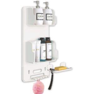 Liraip Metal Bathroom Shelf
