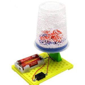 Zonfer Preschool Science Experiment
