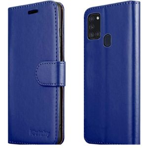 Icatchy Blue Flip Phone